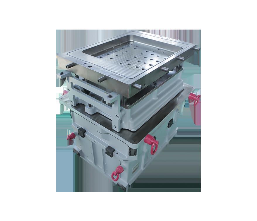 9262-ZH2K1气缸曲轴箱AB型芯盒