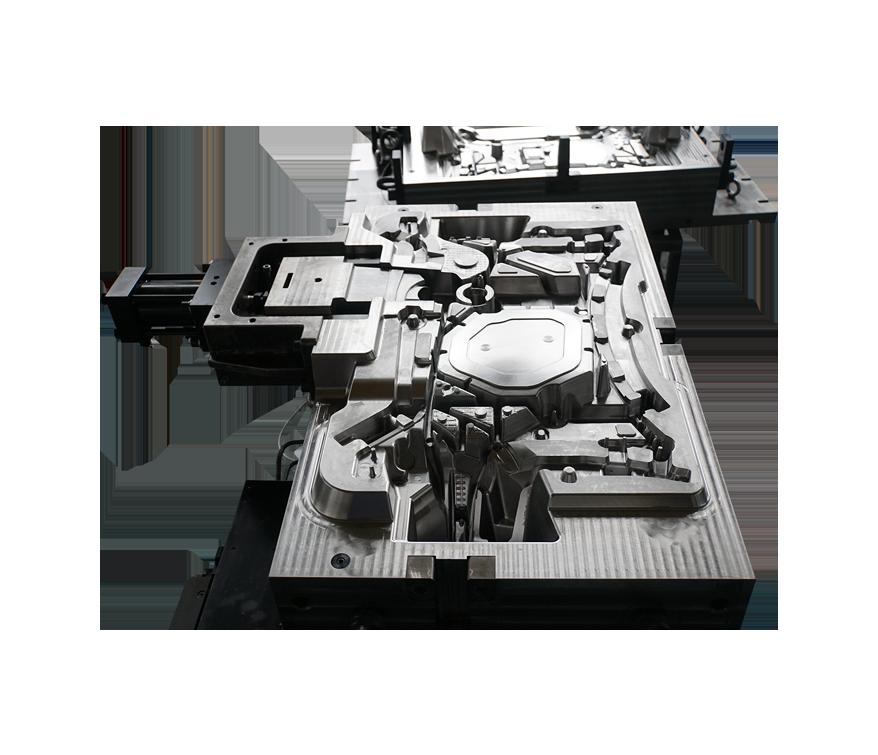 框架低压铸造模具